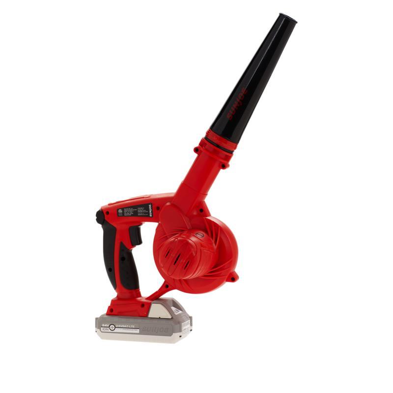 Sun Joe 24-Volt 2-Ah Cordless Blower/Vacuum