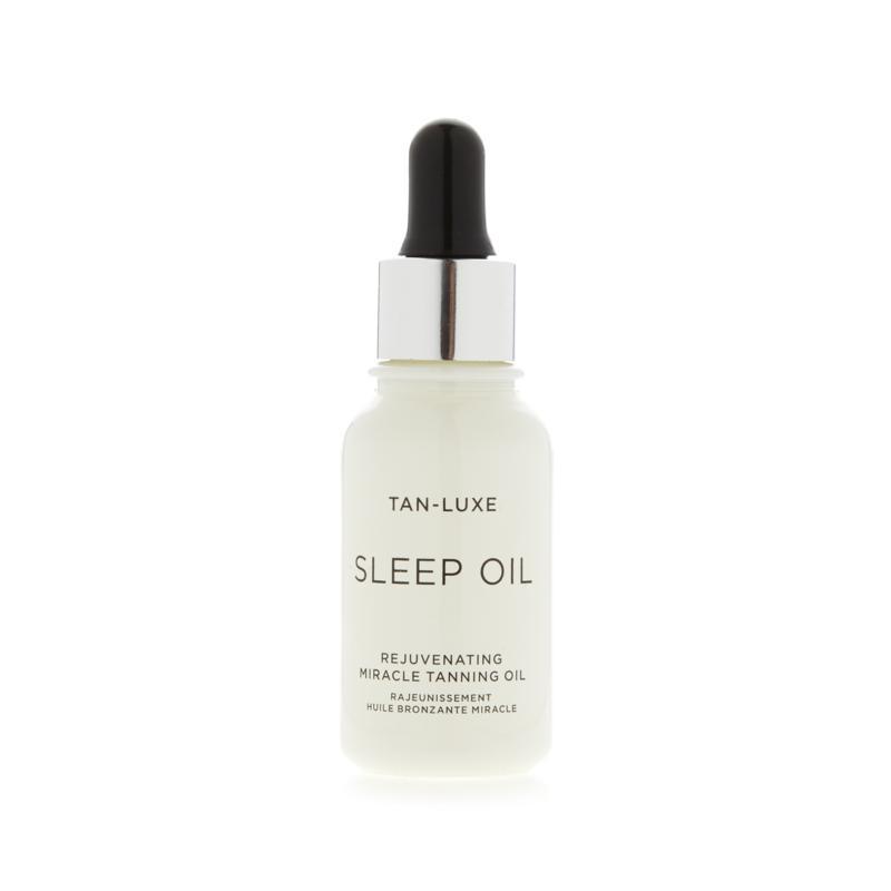 Tan-Luxe Sleep Oil Rejuvenating Tanning Oil
