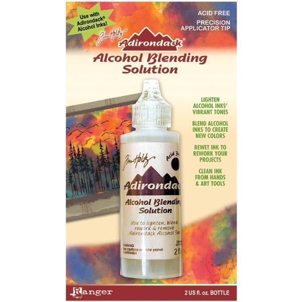 Tim Holtz Adirondack Alcohol Ink Blending Solution-2oz