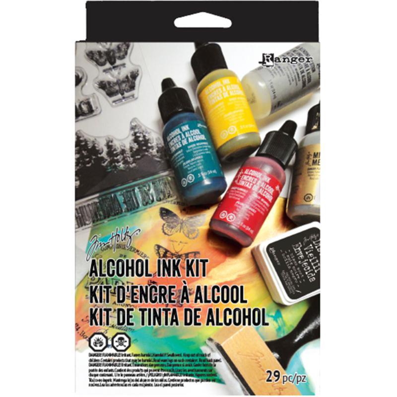Tim Holtz Alcohol Ink Kit