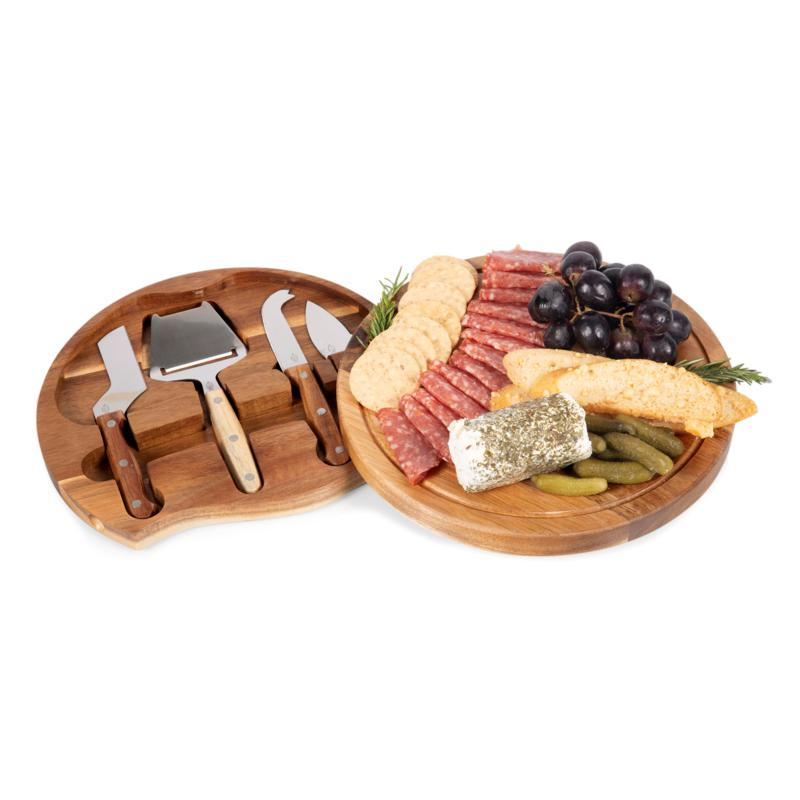 Toscana by Picnic Time Acacia Circo Cheese Board (Acacia Wood)