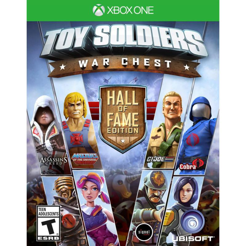 Toy Soldiers War Chest Hall Of Fame - Xbox One