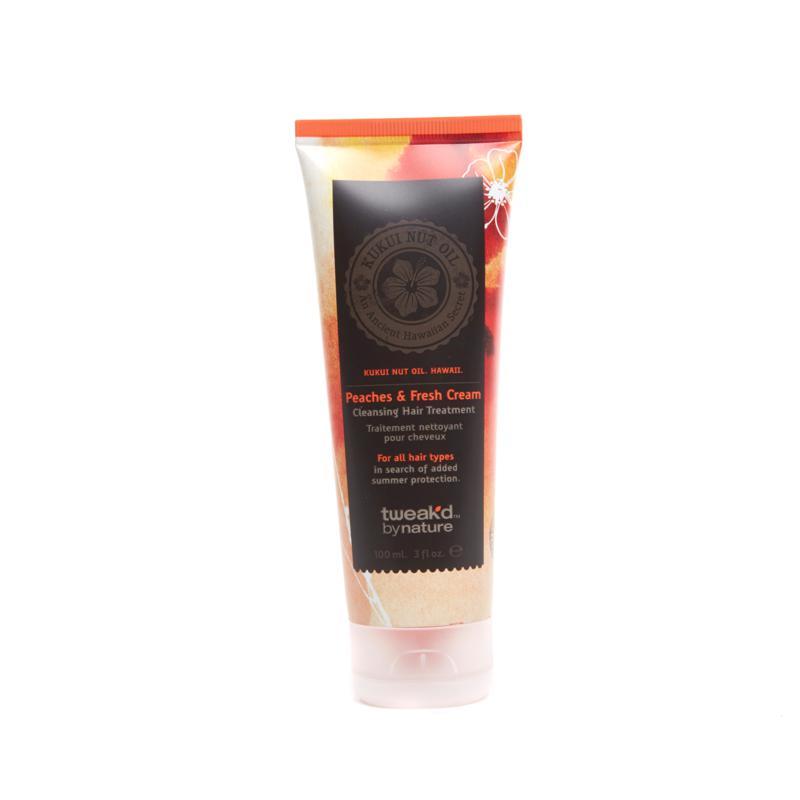 Tweak-d Peaches & Fresh Cream Cleansing Hair Treatment
