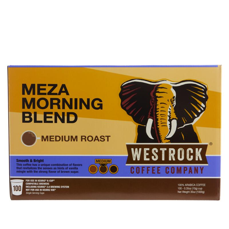 Westrock® Coffee Company Meza Morning Blend 100-count