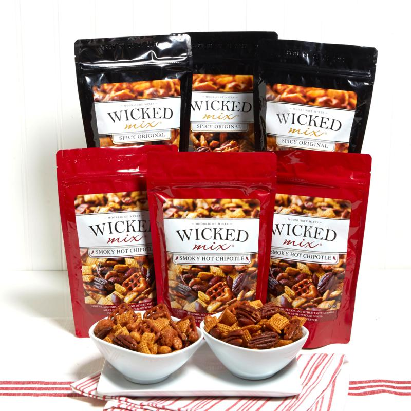 Wicked Mix 6-pack Variety Snack Mix