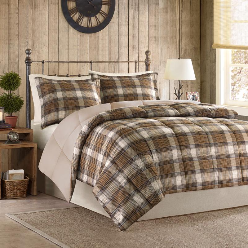Woolrich Lumberjack Alternative Comforter Set - Twin