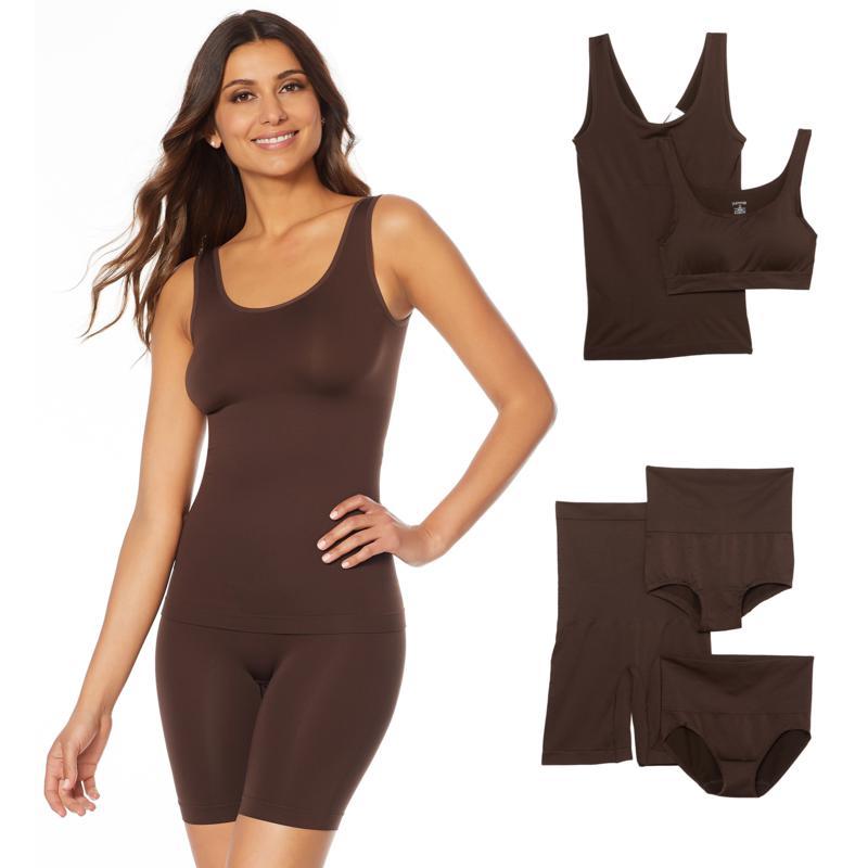 Yummie 5-piece Seamless Wardrobe Essentials