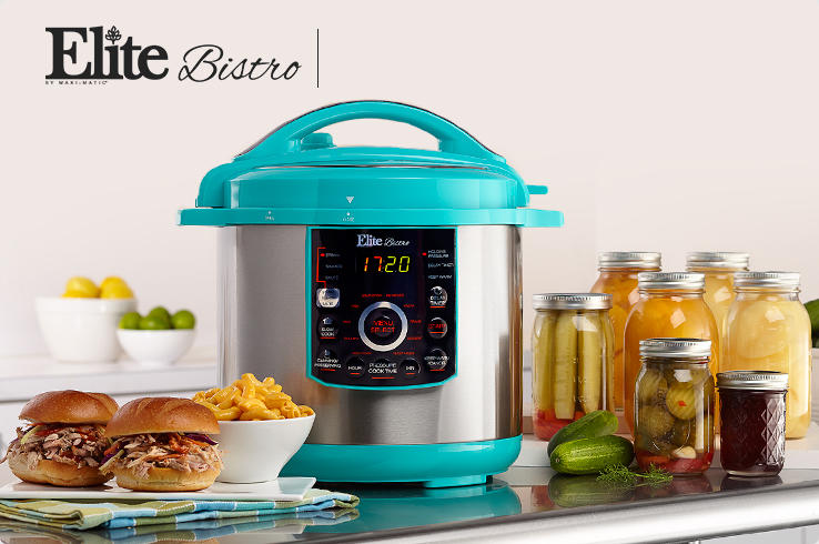 Elite Bistro Slow Cooker U0026 Canner