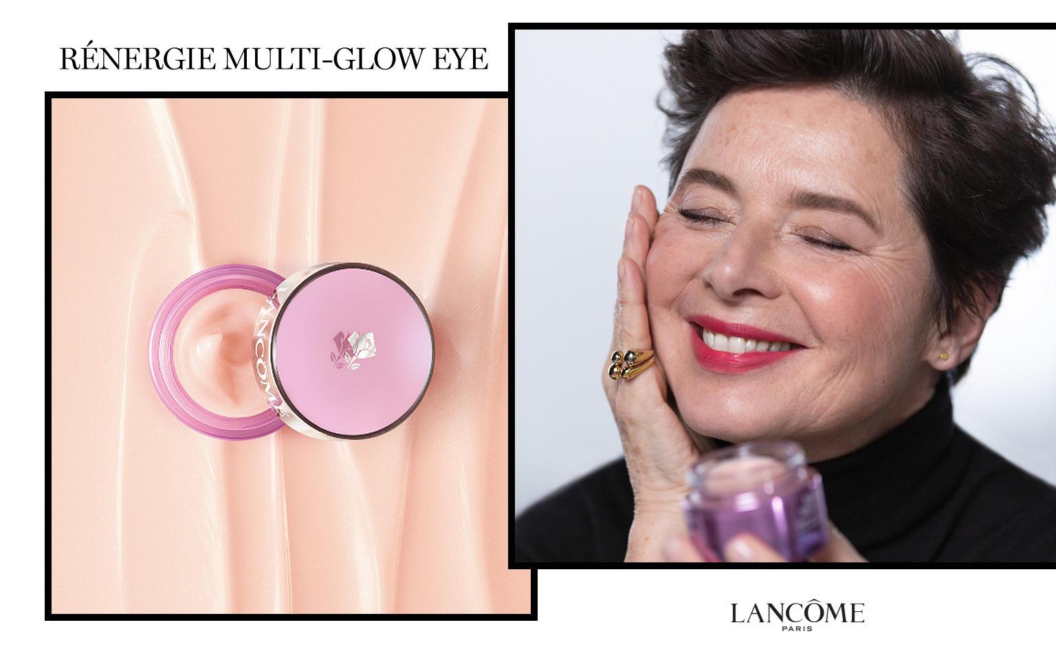 Renergie Multi-Glow Eye. Lancome Paris.